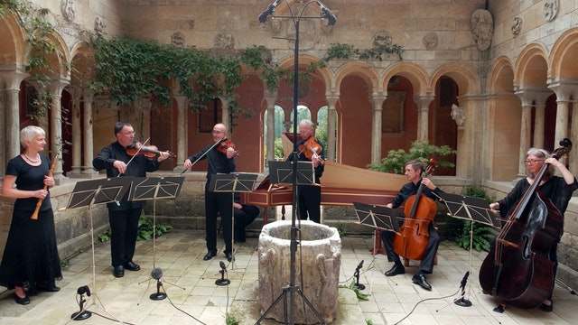 Baroque at Iford Manor