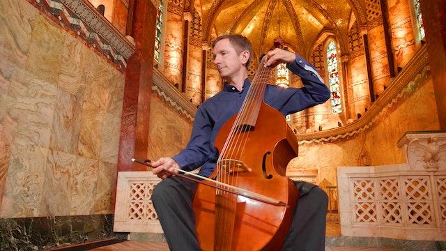 Telemann Viola da Gamba Fantasias with Jonathan Manson