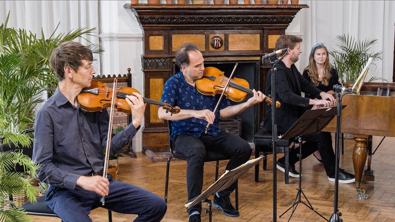 Coming 28 Oct: Kristian Bezuidenhout plays Schubert