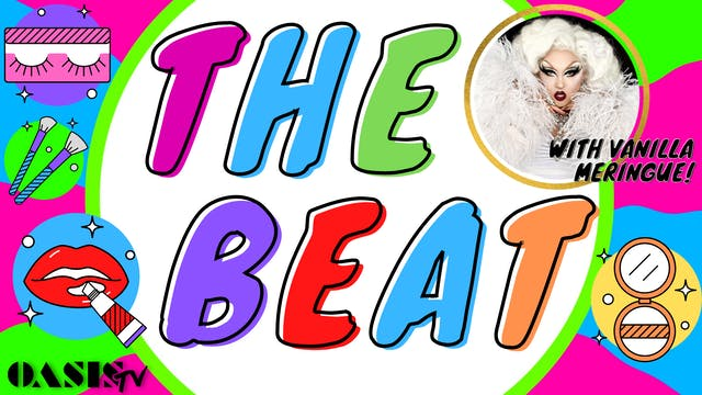 The Beat with Vanilla Meringue