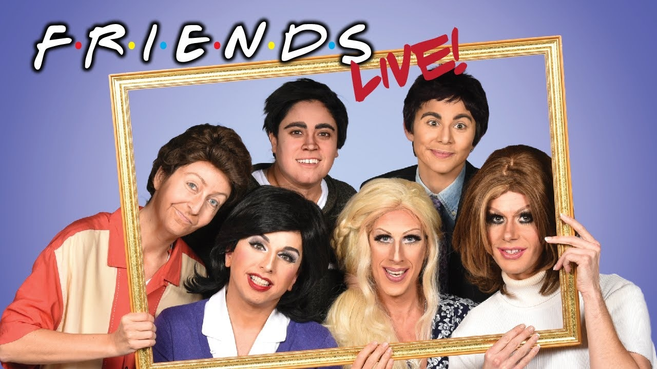 Friends Live!