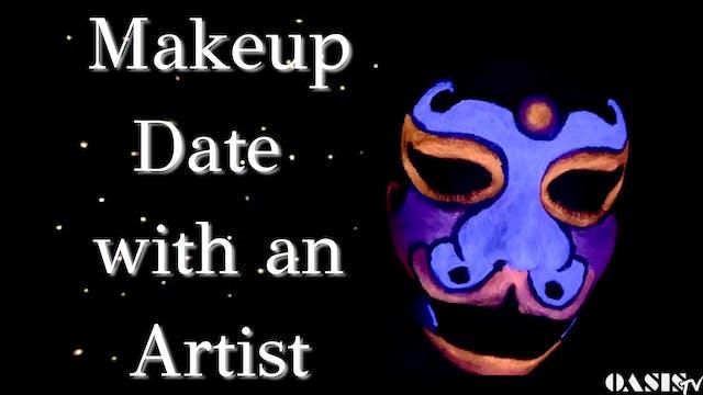 Makeup Date with an artist: Yayoi Kusama