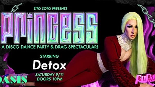 PRINCESS w/ DETOX