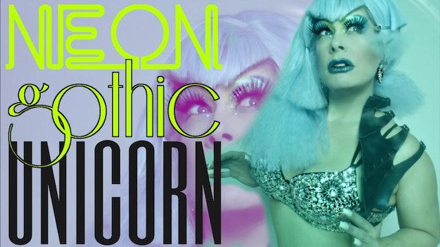Neon Gothic Unicorn 7/09