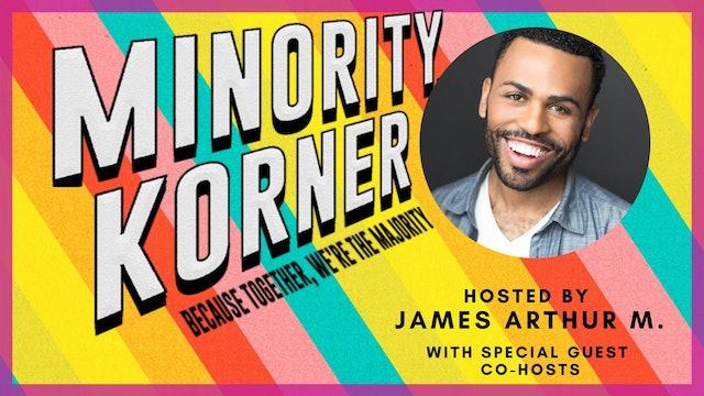 Minority Korner Live! Tues 4/27 @ 7pm