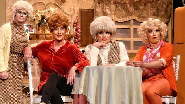 """The Golden Girls Live! """"Scared Straight"""""""