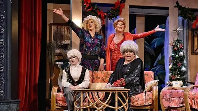"""The Golden Girls Live! """"That's for Me to Know"""""""