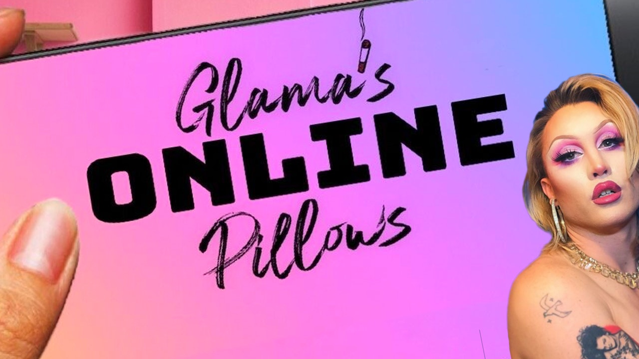 Glama's Online Pillows