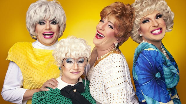 The Golden Girls Live Zborn Again