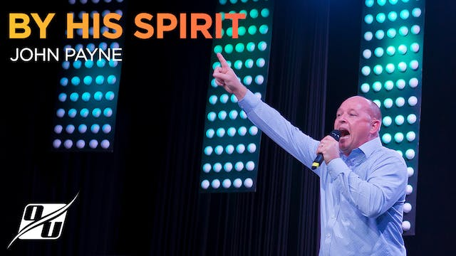 By His Spirit