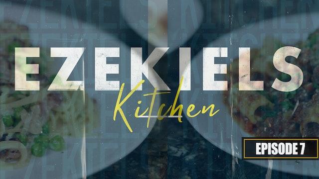 EP7 - Ezekiels Kitchen - Pasta Bolognese and Pasta Carbonara