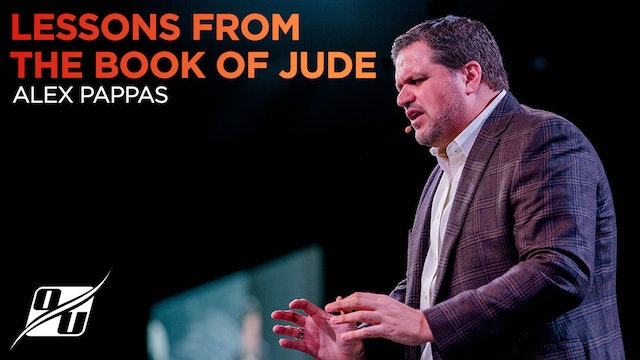 Lessons from the Book of Jude