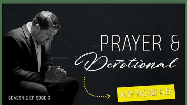 S2 E3 - Devotional & Prayer - Depression