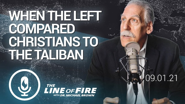 When the Left Compared American Christians to the Taliban