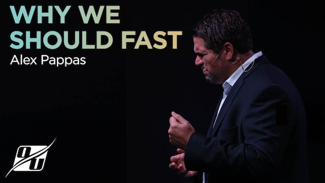 Why We Should Fast