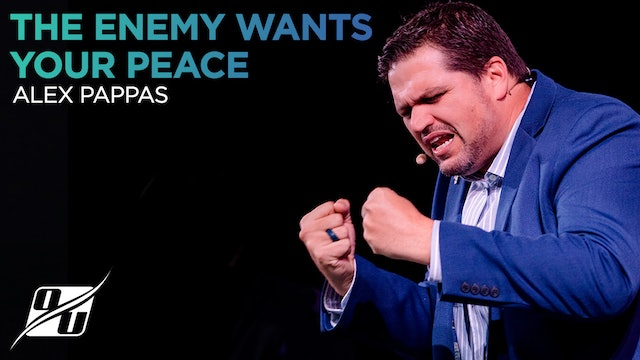 The Enemy Wants Your Peace