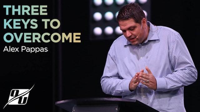Three Keys to Overcome