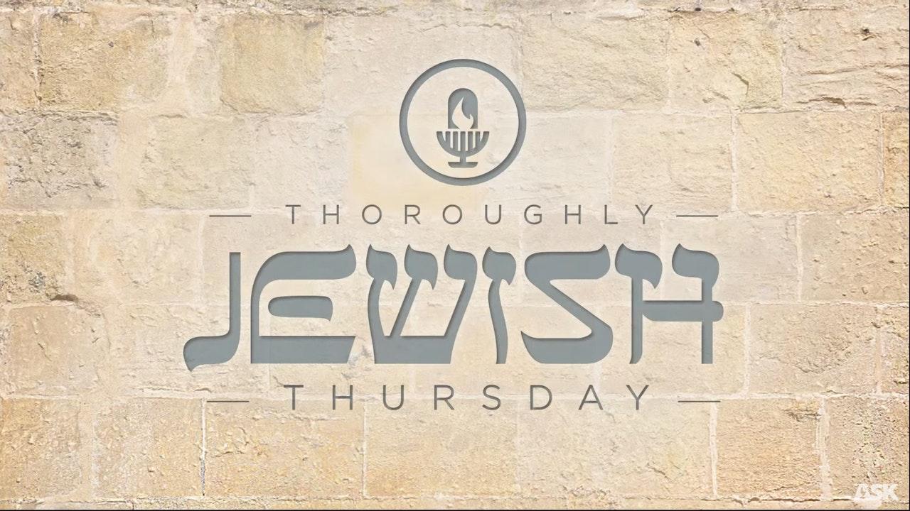 Thoroughly Jewish Thursday