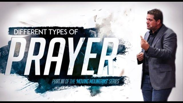 Part 4: Different Types of Prayer