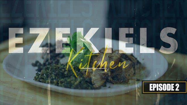 EP2 - Ezekiel's Kitchen - Caribbean P...