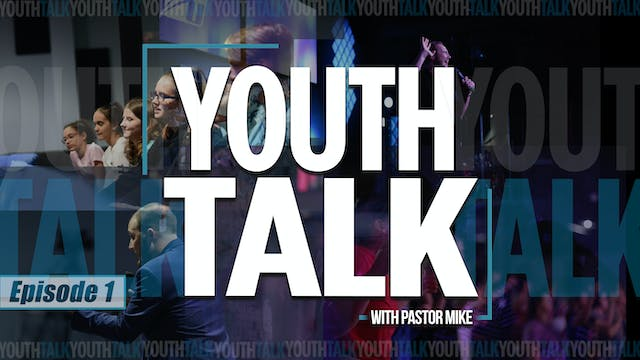 EP1 - Youth Talk