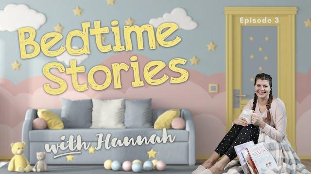S1 E3 - Bedtime Stories