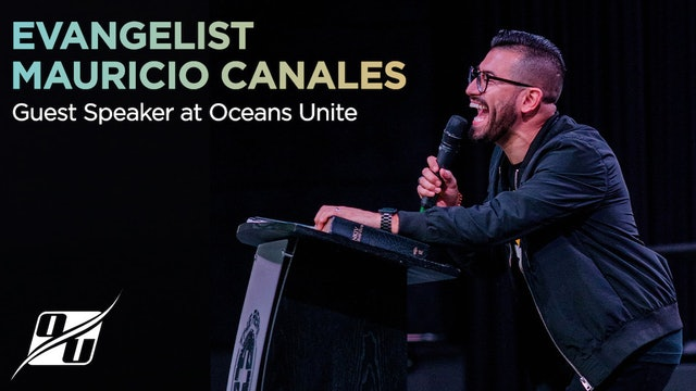 Holy Spirit Fire Conference Night 1 - Evangelist Mauricio Canales