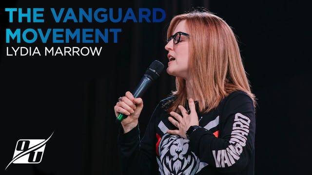 The Vanguard by Lydia Marrow