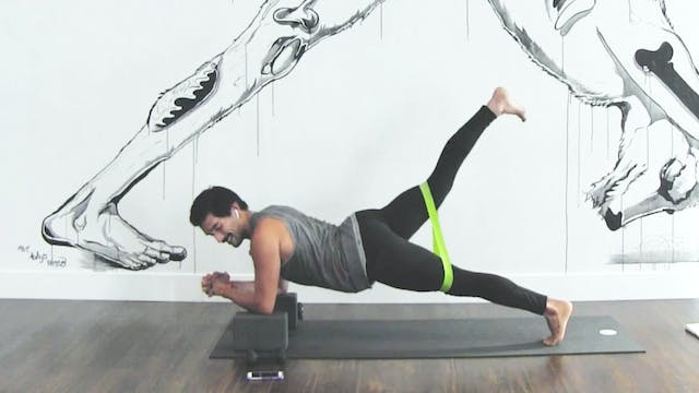 FIT - Lower Body Abs & Glutes