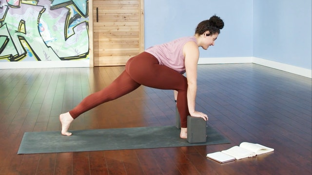 FLOW - Basics of Yoga Alignment
