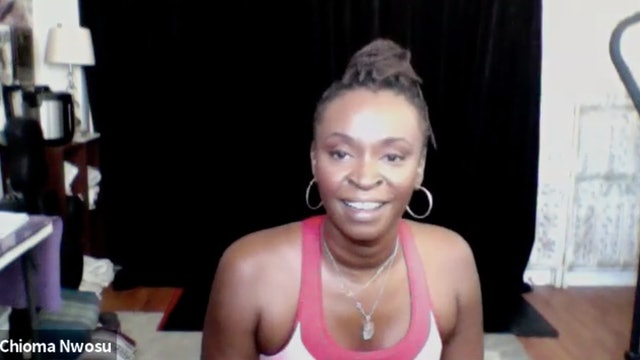 LIVE CLASS - AfroBeat Flow with Chioma