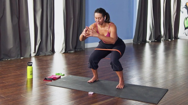 FIT - Lower Body Stabilizers