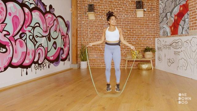 QUICK CARDIO: Kickboxing & Jump Rope