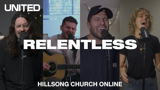 Relentless (Church Online)