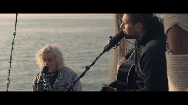 Captain - [Adrift On The Sea of Galilee]