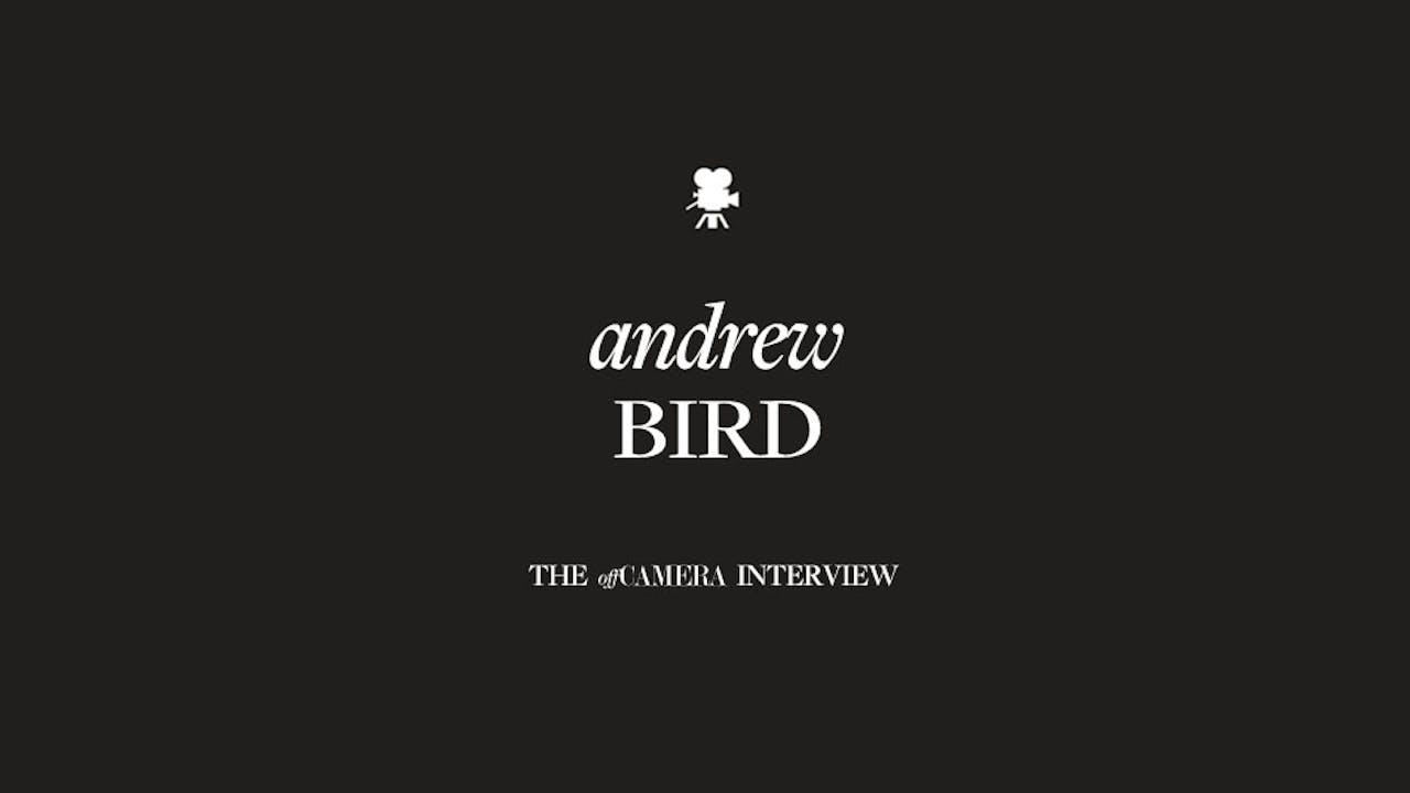 Ep 192. Andrew Bird