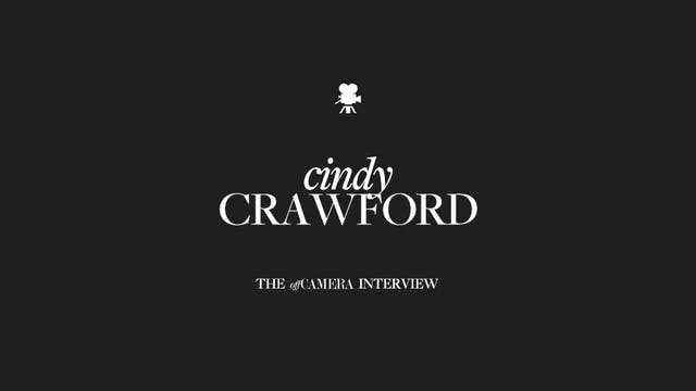 Ep 38. Cindy Crawford