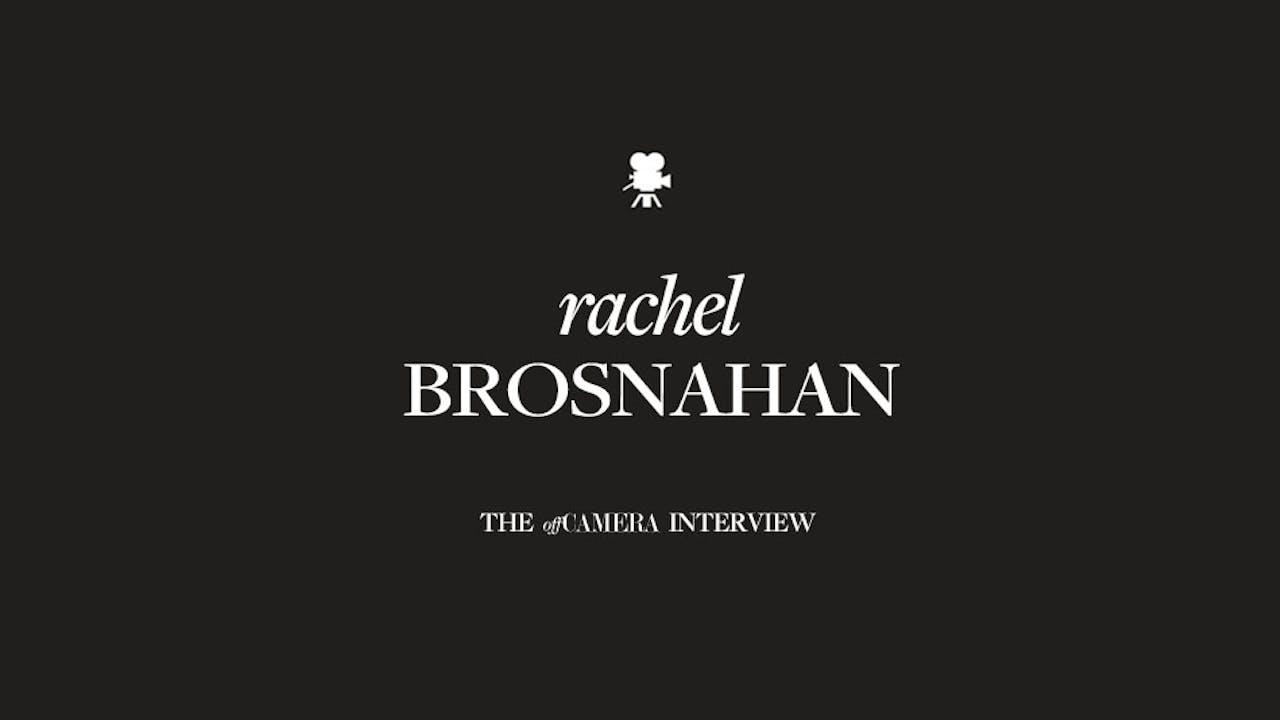 Ep. 150 Rachel Brosnahan