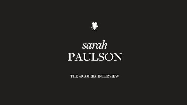 Ep 149. Sarah Paulson