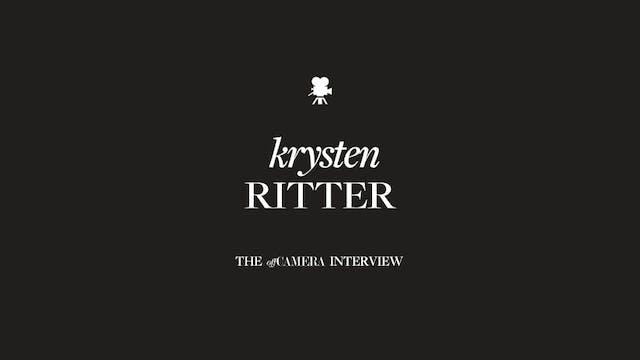 Ep 63. Kristen Ritter