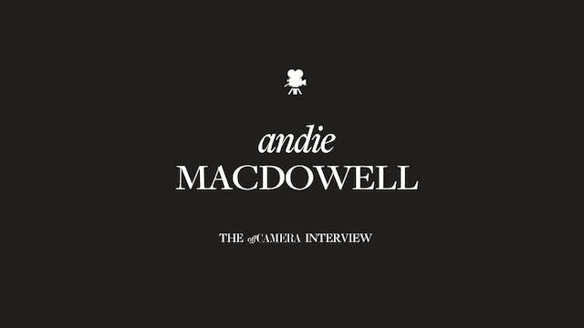 137. Andie Macdowell