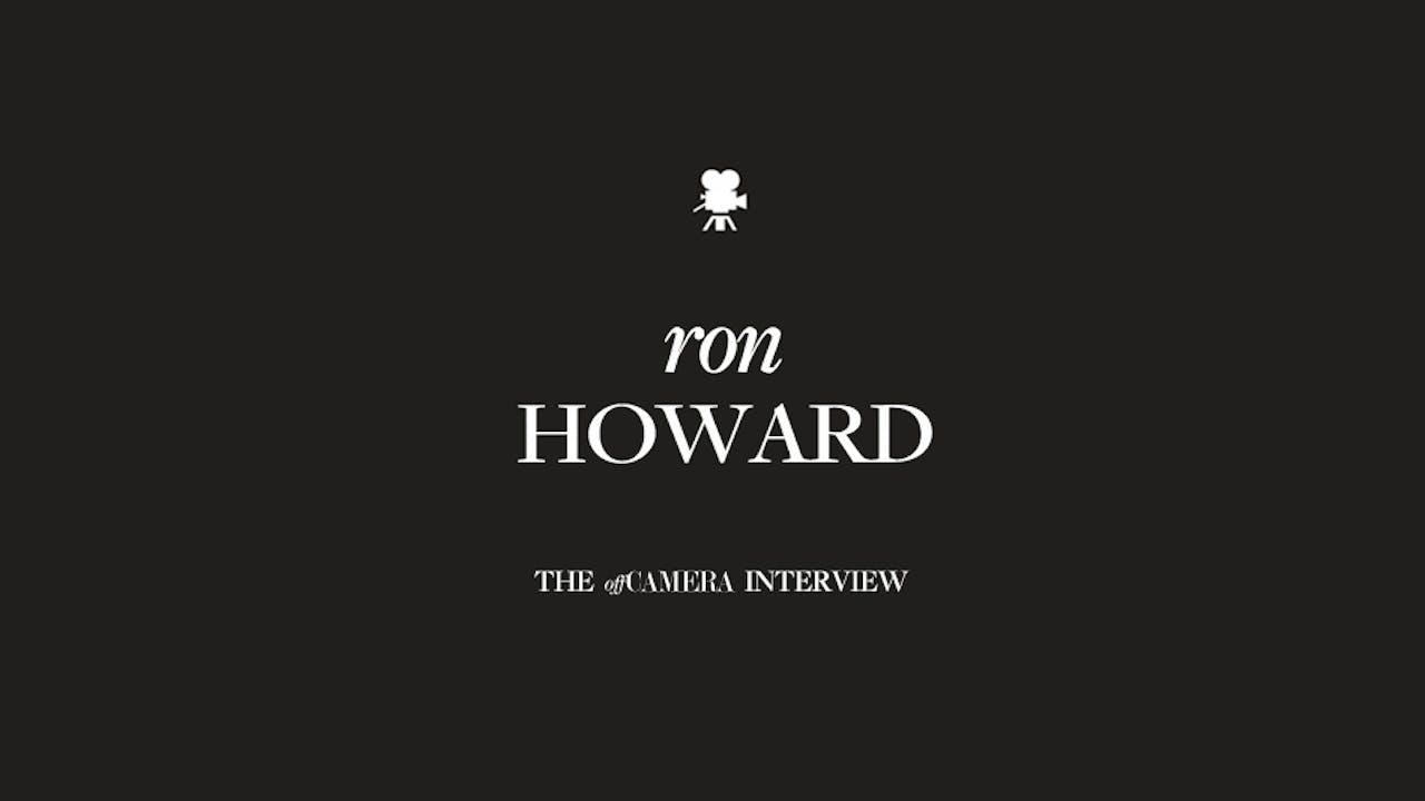 Ep 100. Ron Howard