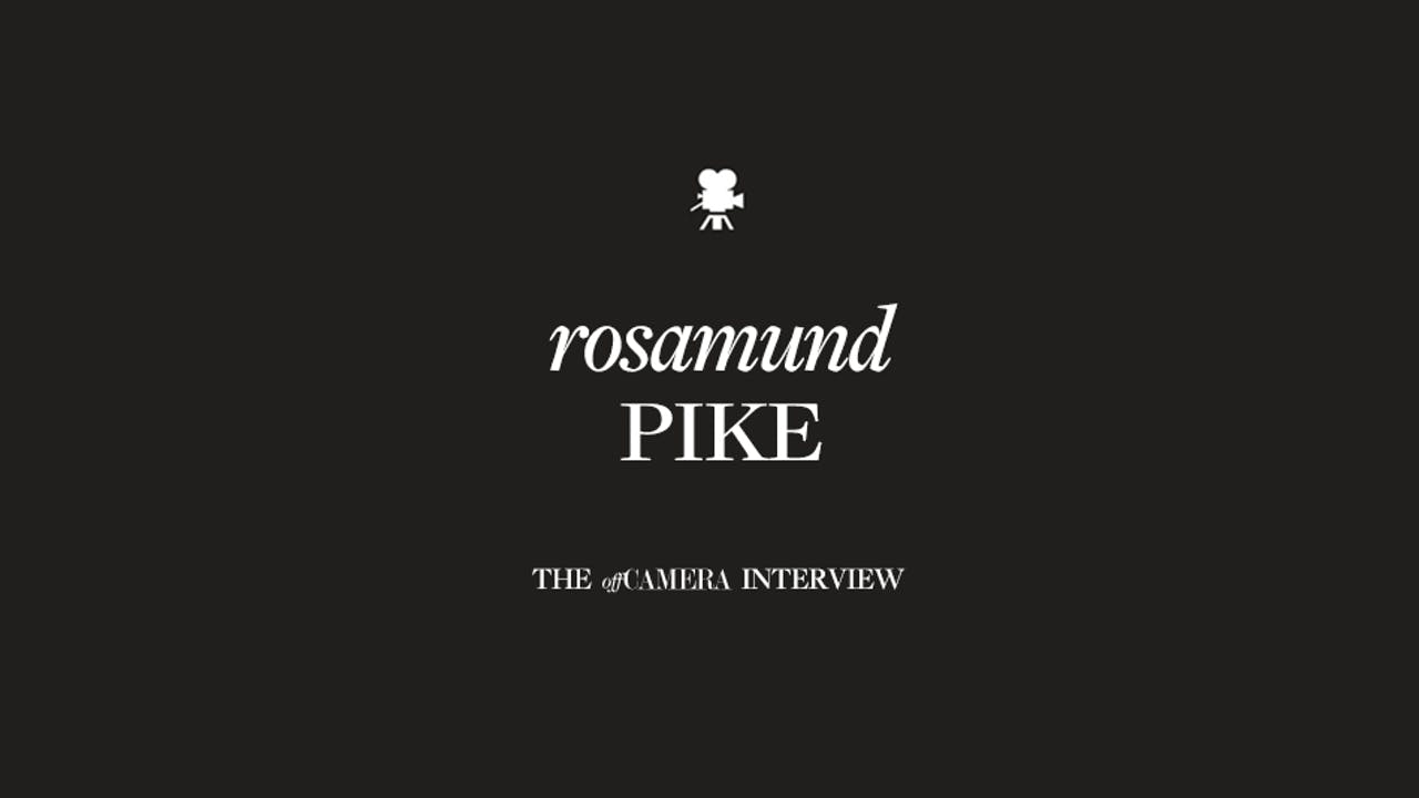Ep 167. Rosamund Pike