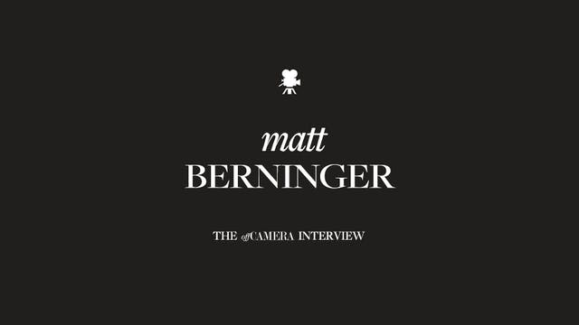 Ep 52. Matt Berninger