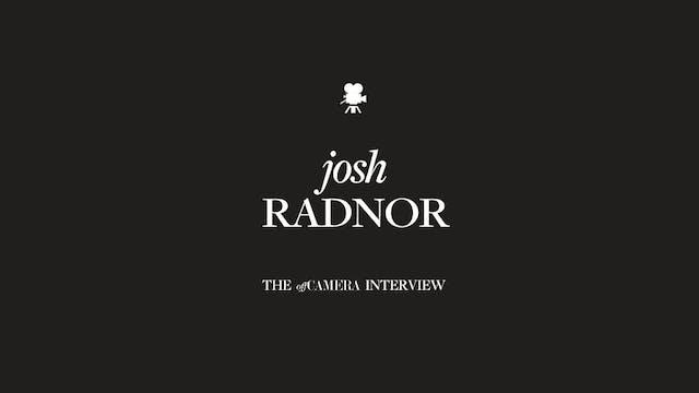 Ep 143. Josh Radnor