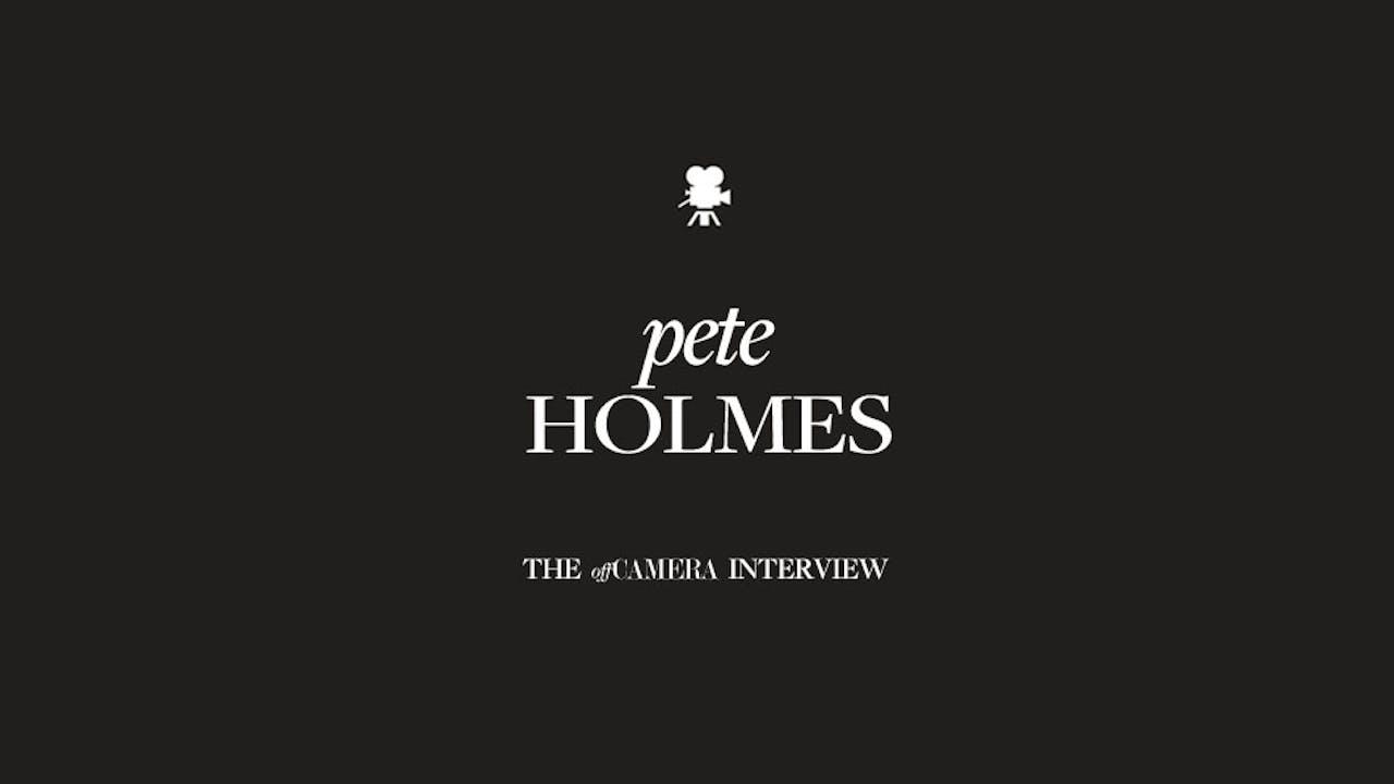 Ep 130. Pete Holmes