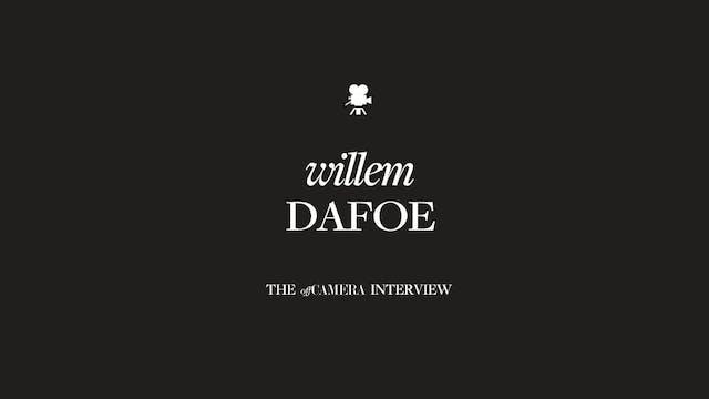 Ep 120. Willem Dafoe