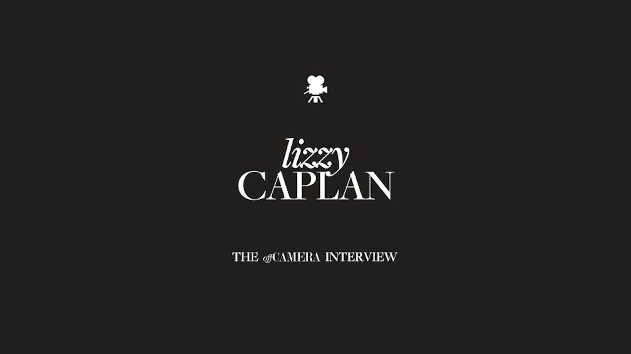 Ep 32. Lizzy Caplan