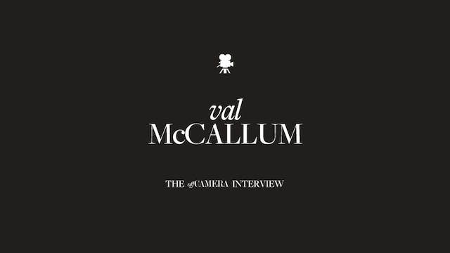 Ep 01. Val McCallum