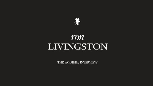 Ep 174. Ron Livingston